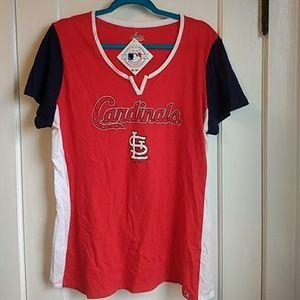 StL Cardinal's t-shirt